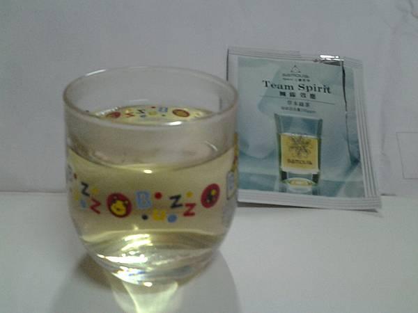 team spirit草本綠茶