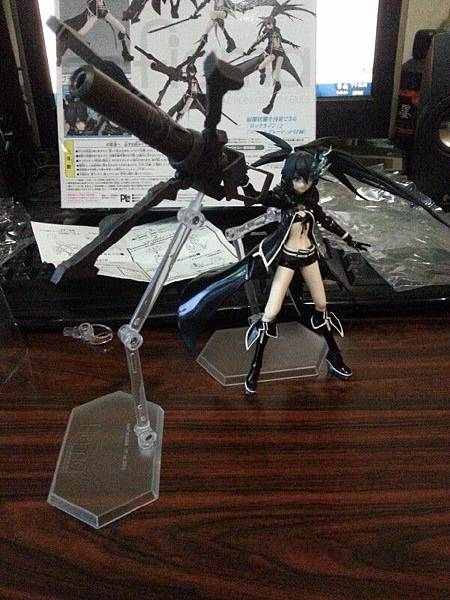 BLACKROCK SHOOTER TV動畫ver.