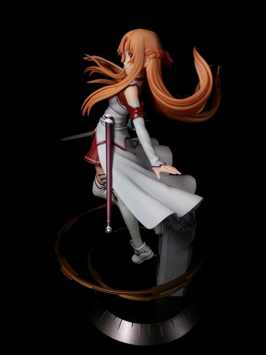 壽屋 刀劍神域 血盟騎士團副團長 閃光的亞絲娜10.jpg