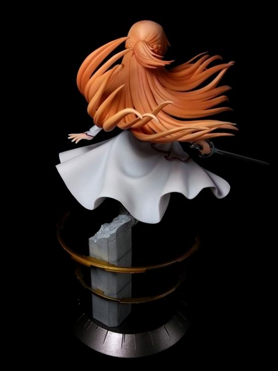 壽屋 刀劍神域 血盟騎士團副團長 閃光的亞絲娜12.jpg