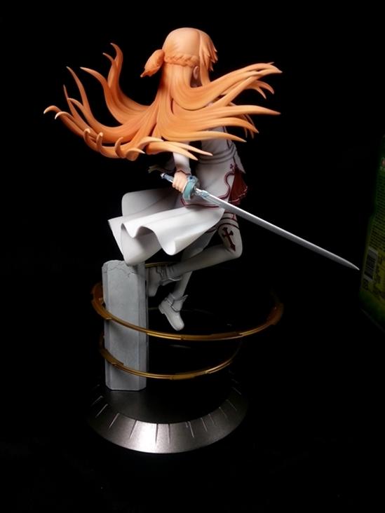 壽屋 刀劍神域 血盟騎士團副團長 閃光的亞絲娜13.jpg