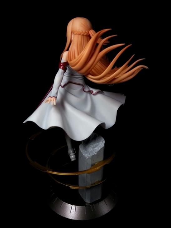 壽屋 刀劍神域 血盟騎士團副團長 閃光的亞絲娜11.jpg