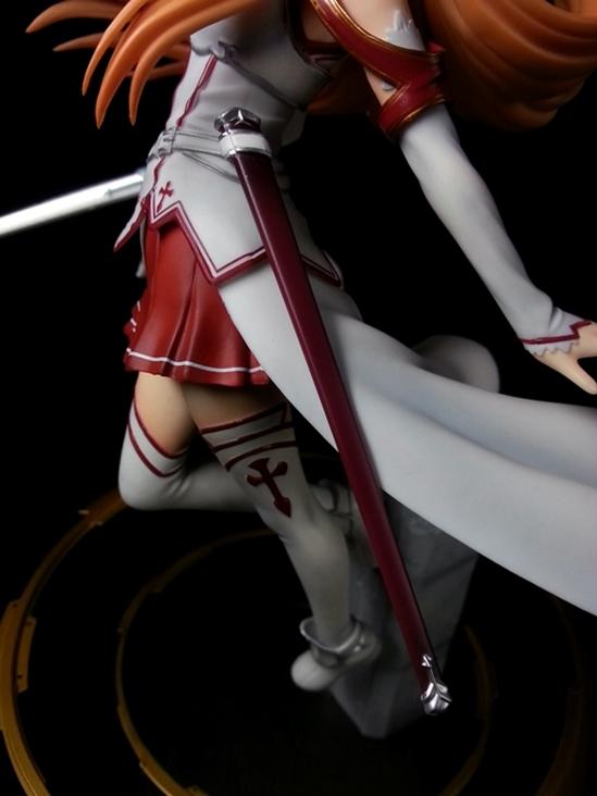 壽屋 刀劍神域 血盟騎士團副團長 閃光的亞絲娜17.jpg