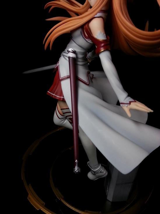 壽屋 刀劍神域 血盟騎士團副團長 閃光的亞絲娜18.jpg
