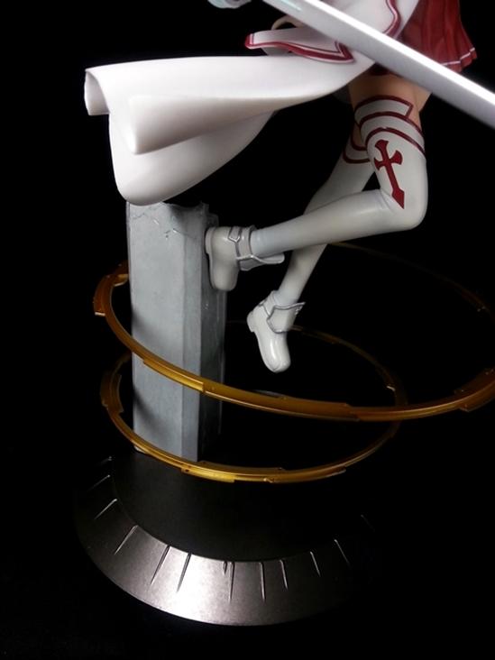壽屋 刀劍神域 血盟騎士團副團長 閃光的亞絲娜22.jpg