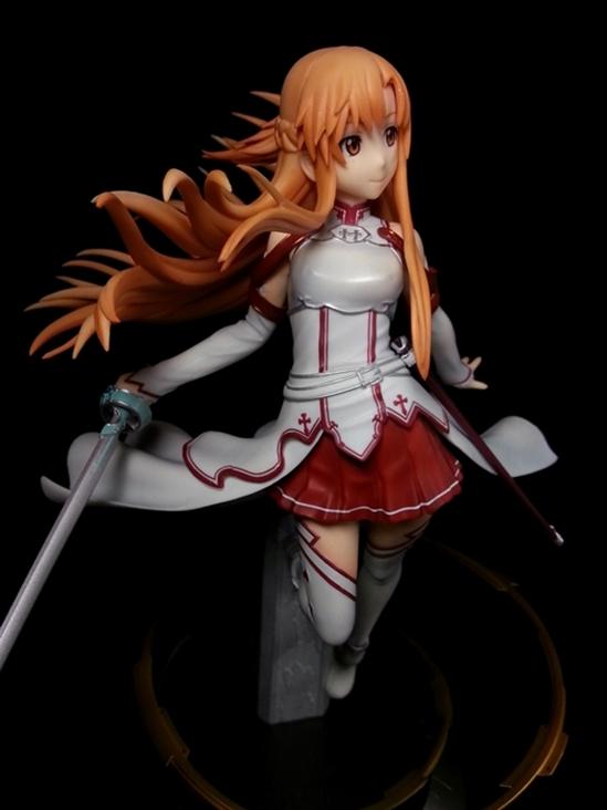 壽屋 刀劍神域 血盟騎士團副團長 閃光的亞絲娜36.jpg