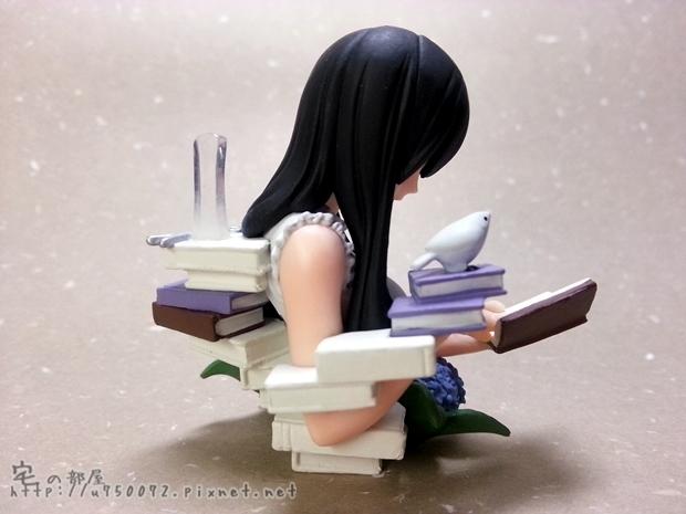 海洋堂 古書堂事件手帖 栞子封面胸像集10.jpg