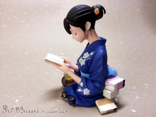 海洋堂 古書堂事件手帖 栞子封面胸像集34.jpg