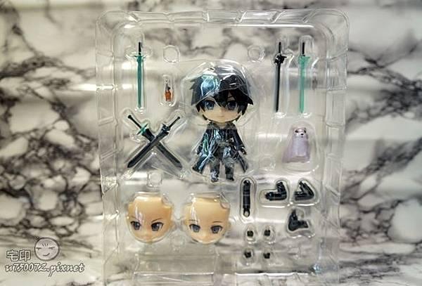GSC 桐人 黑色劍士 黏土人 刀劍神域 SAO03.jpg