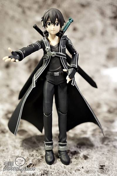 Max Factory 刀劍神域 桐人 figma 黑色劍士 SAO 17.jpg