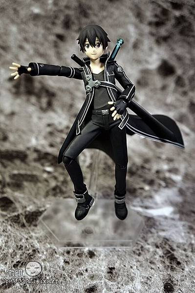 Max Factory 刀劍神域 桐人 figma 黑色劍士 SAO 19.jpg