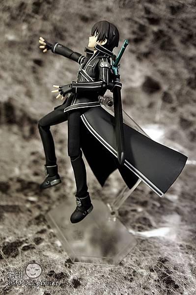 Max Factory 刀劍神域 桐人 figma 黑色劍士 SAO 18.jpg