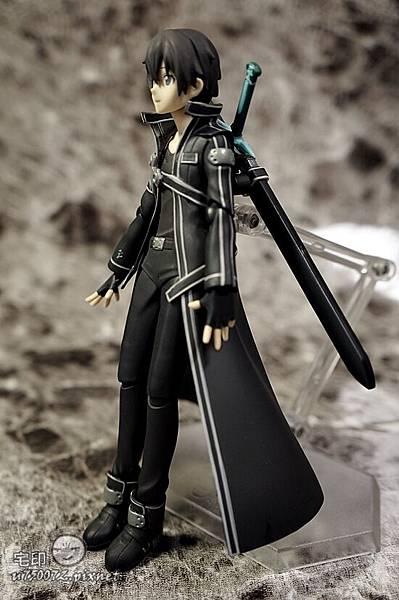 Max Factory 刀劍神域 桐人 figma 黑色劍士 SAO 21.jpg