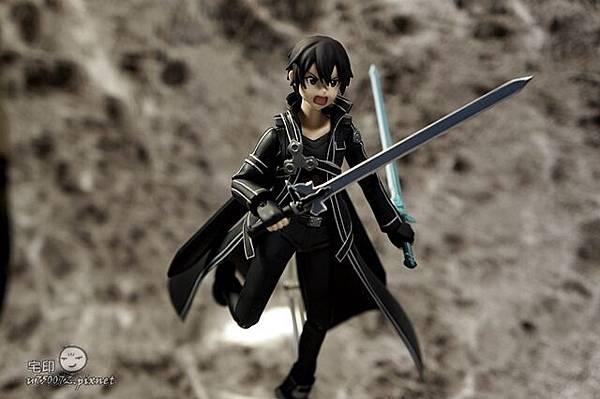 Max Factory 刀劍神域 桐人 figma 黑色劍士 SAO 33.jpg
