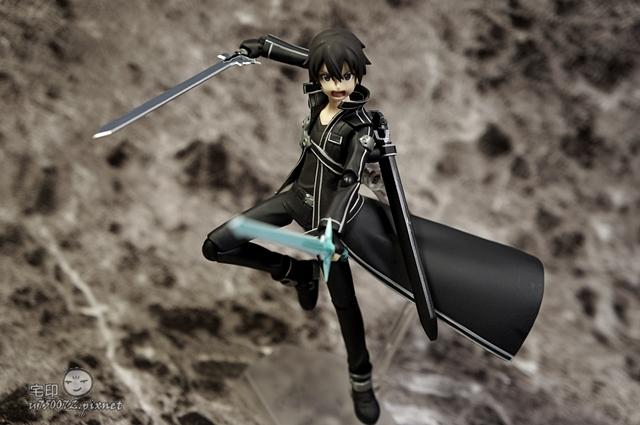 Max Factory 刀劍神域 桐人 figma 黑色劍士 SAO 36.jpg