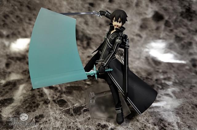 Max Factory 刀劍神域 桐人 figma 黑色劍士 SAO 43.jpg