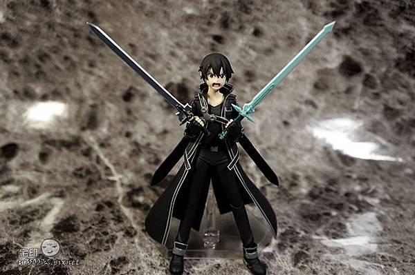 Max Factory 刀劍神域 桐人 figma 黑色劍士 SAO 45.jpg