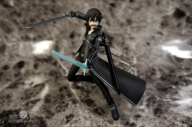 Max Factory 刀劍神域 桐人 figma 黑色劍士 SAO 42.jpg