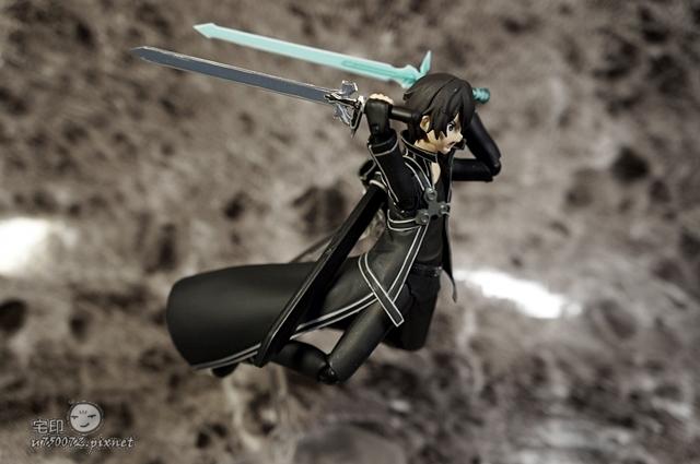 Max Factory 刀劍神域 桐人 figma 黑色劍士 SAO 49.jpg