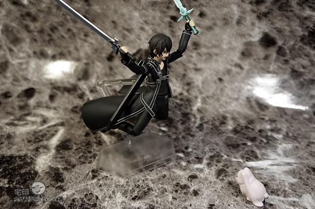 Max Factory 刀劍神域 桐人 figma 黑色劍士 SAO 51.jpg