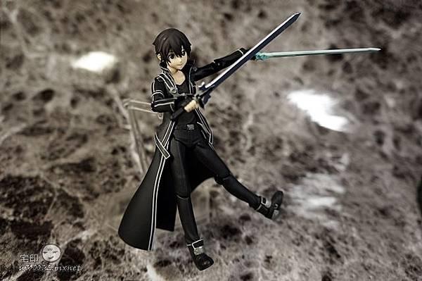 Max Factory 刀劍神域 桐人 figma 黑色劍士 SAO 61.jpg