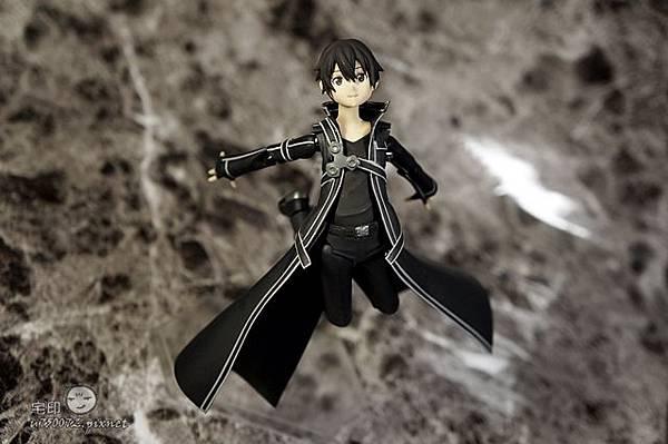 Max Factory 刀劍神域 桐人 figma 黑色劍士 SAO 67.jpg