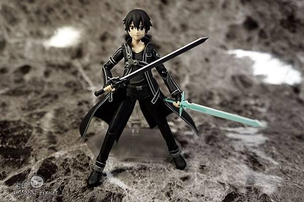 Max Factory 刀劍神域 桐人 figma 黑色劍士 SAO 70.jpg