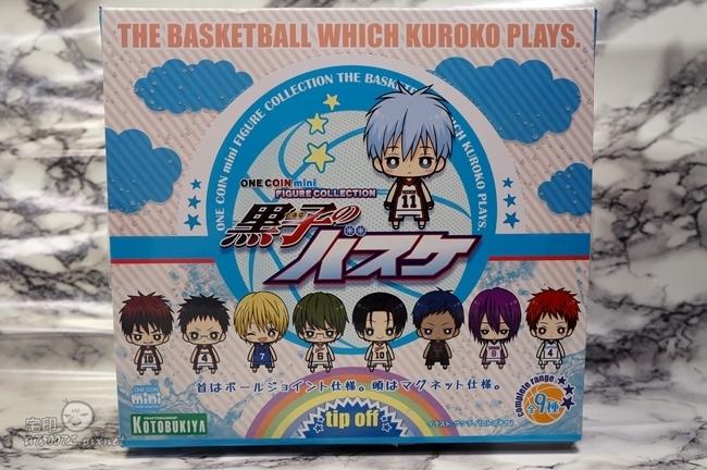 壽屋 黑子的籃球 影子籃球員 盒玩 公仔 黑子 赤司 黃瀨 綠間 紫原 06.JPG