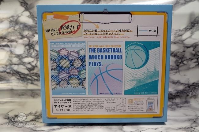 壽屋 黑子的籃球 影子籃球員 盒玩 公仔 黑子 赤司 黃瀨 綠間 紫原 07.JPG