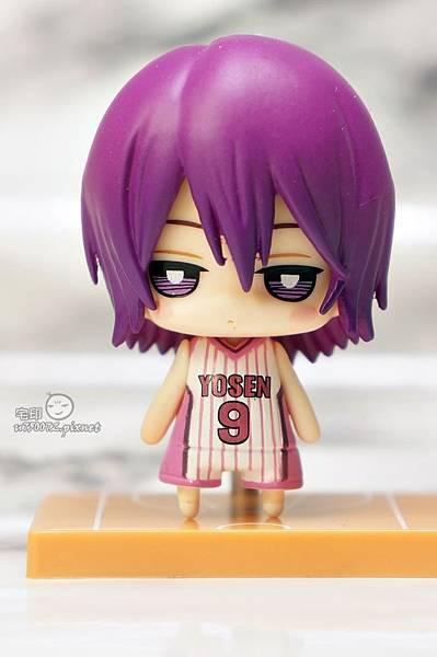 壽屋 黑子的籃球 影子籃球員 盒玩 公仔 黑子 赤司 黃瀨 綠間 紫原 33.JPG