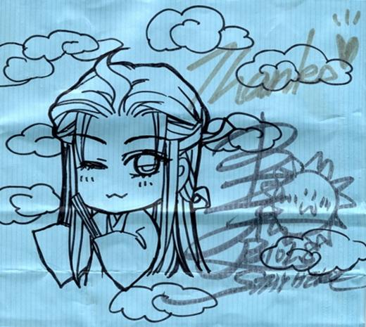 游圭秀(圭圭):馴漢記手繪紙袋