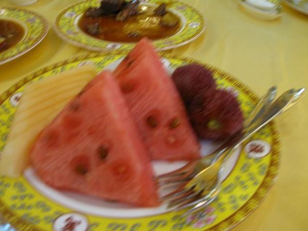 仿膳-水果