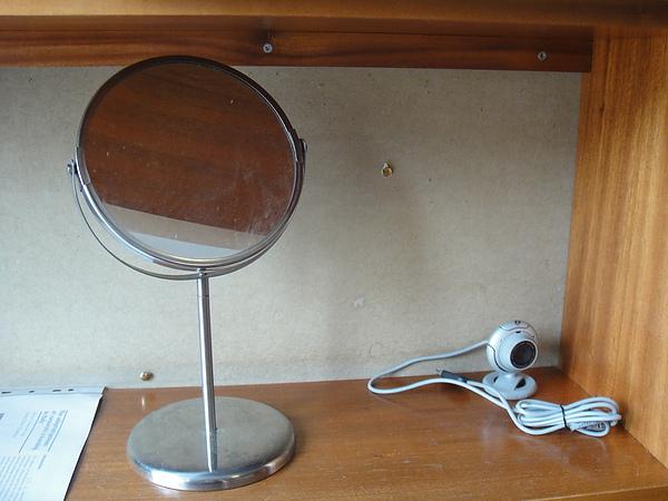 IKEA雙面立鏡 1磅(售出)