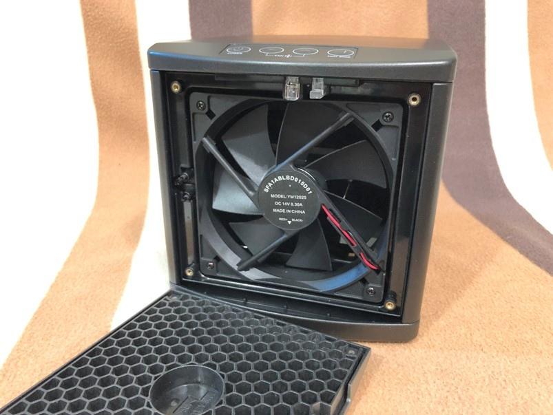【開箱】主動給你好空氣,Dr.Air Q Cube INT-25怡可淨活氧機