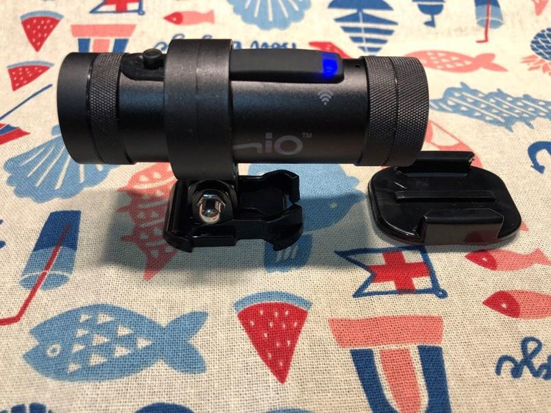 【開箱】Mio MiVue™ M733支援前後雙鏡頭,無線傳輸,不怕風雨清晰還原