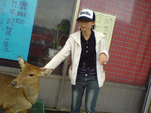 梅花鹿and小米