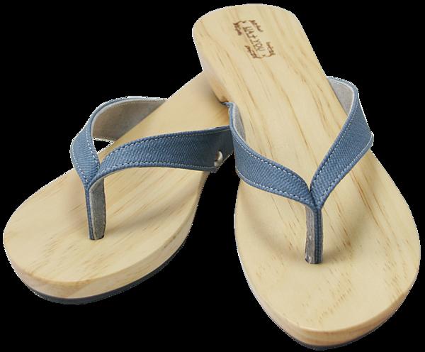 UA WOOD能量健康木鞋