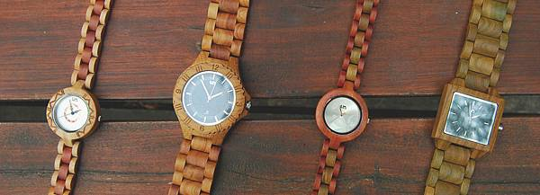 UA WOOD能量健康木錶