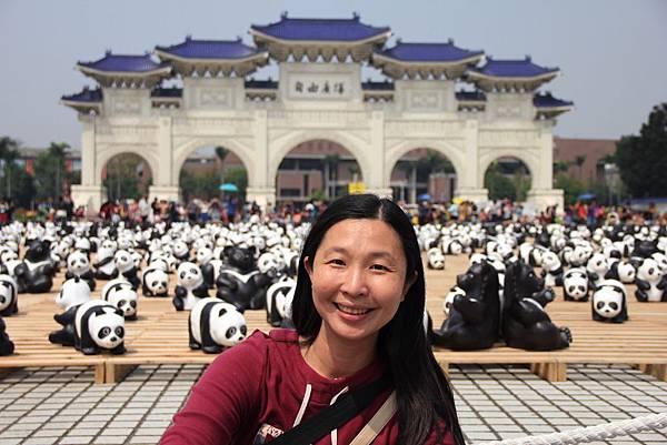 1600隻紙熊貓中正紀念堂與大家見面 036 (1024x683).jpg