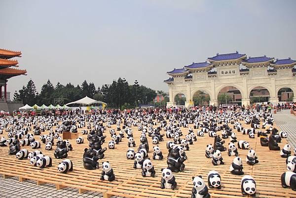 1600隻紙熊貓中正紀念堂與大家見面 040 (1024x683).jpg