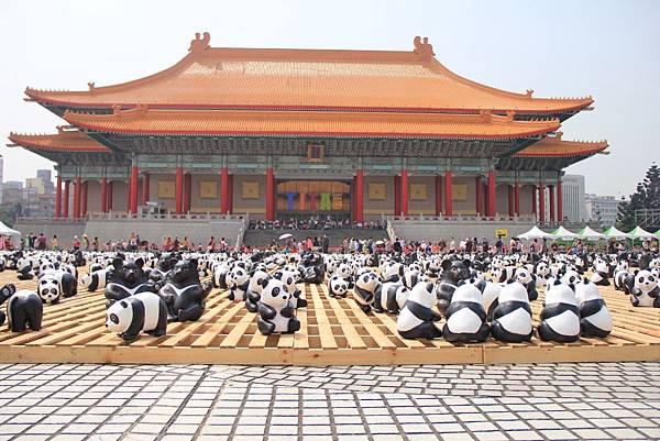 1600隻紙熊貓中正紀念堂與大家見面 047 (1024x683).jpg