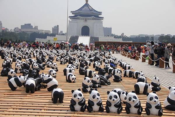 1600隻紙熊貓中正紀念堂與大家見面 068 (1024x683).jpg