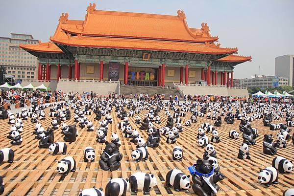 1600隻紙熊貓中正紀念堂與大家見面 071 (1024x683).jpg
