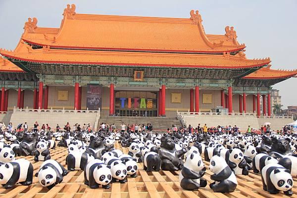 1600隻紙熊貓中正紀念堂與大家見面 077 (1024x683).jpg