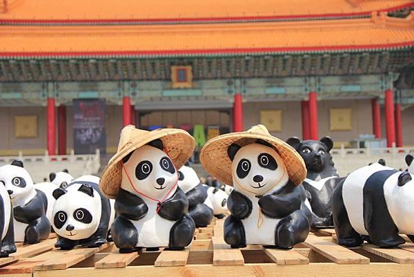 1600隻紙熊貓中正紀念堂與大家見面 083 (1024x683).jpg