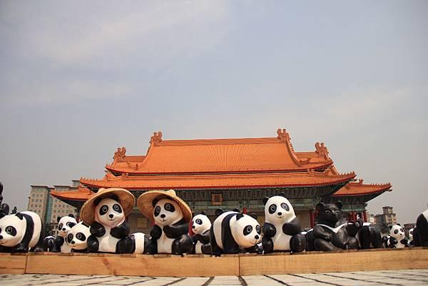 1600隻紙熊貓中正紀念堂與大家見面 085 (1024x683).jpg