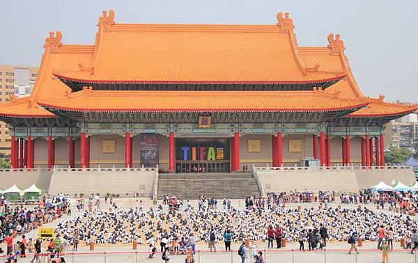 1600隻紙熊貓中正紀念堂與大家見面 099 (1024x645).jpg