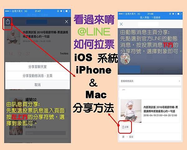 窩心話投票系統iphone分享01.jpg