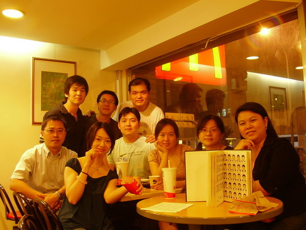 20070604麥當勞昆陽店