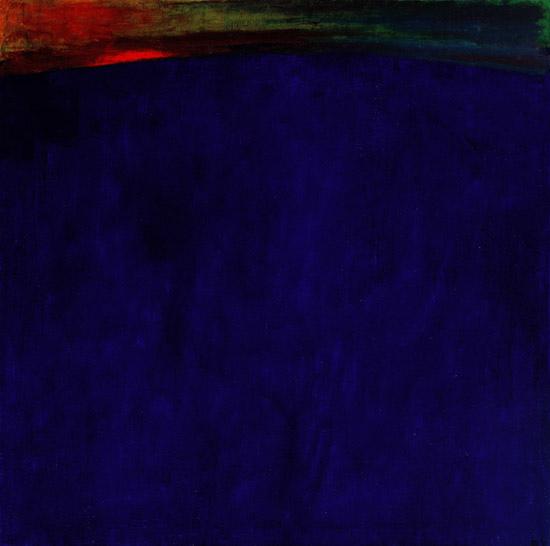 日出1969 91x91cm油畫
